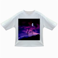Purple Sky Infant/toddler T Shirts