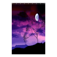 Purple Sky Shower Curtain 48  X 72  (small)  by Nexatart
