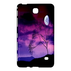 Purple Sky Samsung Galaxy Tab 4 (7 ) Hardshell Case  by Nexatart