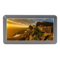 Scotland Landscape Scenic Mountains Memory Card Reader (mini) by Nexatart