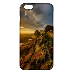 Scotland Landscape Scenic Mountains Iphone 6 Plus/6s Plus Tpu Case by Nexatart