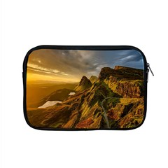Scotland Landscape Scenic Mountains Apple Macbook Pro 15  Zipper Case