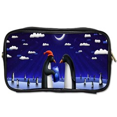 Small Gift For Xmas Christmas Toiletries Bags by Nexatart