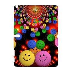 Smiley Laugh Funny Cheerful Galaxy Note 1 by Nexatart