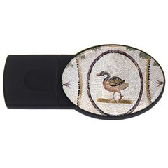 Sousse Mosaic Xenia Patterns Usb Flash Drive Oval (2 Gb)