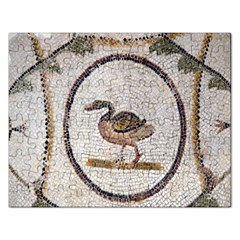 Sousse Mosaic Xenia Patterns Rectangular Jigsaw Puzzl by Nexatart