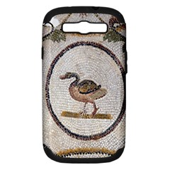 Sousse Mosaic Xenia Patterns Samsung Galaxy S Iii Hardshell Case (pc+silicone) by Nexatart
