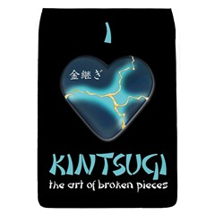 I Love Kintsugi Removable Flap Cover (l) by Tatami