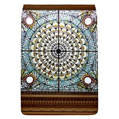 Stained Glass Window Library Of Congress Flap Covers (s)  by Nexatart