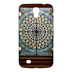 Stained Glass Window Library Of Congress Samsung Galaxy Mega 6 3  I9200 Hardshell Case by Nexatart