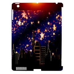 Star Advent Christmas Eve Christmas Apple Ipad 3/4 Hardshell Case (compatible With Smart Cover)