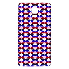 Star Pattern Galaxy Note 4 Back Case