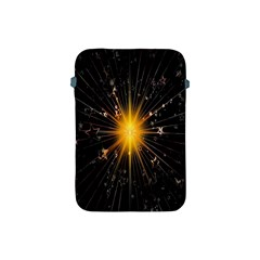 Star Christmas Advent Decoration Apple Ipad Mini Protective Soft Cases by Nexatart