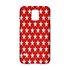 Star Christmas Advent Structure Samsung Galaxy S5 Hardshell Case  by Nexatart