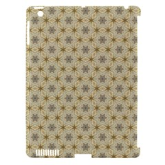 Star Basket Pattern Basket Pattern Apple Ipad 3/4 Hardshell Case (compatible With Smart Cover) by Nexatart