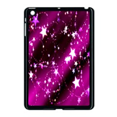 Star Christmas Sky Abstract Advent Apple Ipad Mini Case (black) by Nexatart