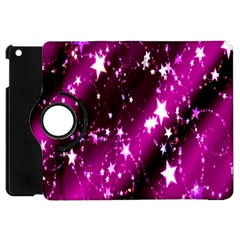 Star Christmas Sky Abstract Advent Apple Ipad Mini Flip 360 Case by Nexatart