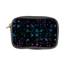 Stars Pattern Coin Purse by Nexatart