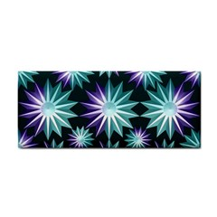 Stars Pattern Christmas Background Seamless Cosmetic Storage Cases by Nexatart