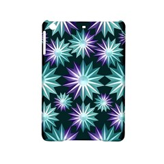 Stars Pattern Christmas Background Seamless Ipad Mini 2 Hardshell Cases