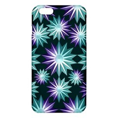 Stars Pattern Christmas Background Seamless Iphone 6 Plus/6s Plus Tpu Case by Nexatart