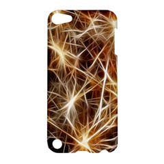 Star Golden Christmas Connection Apple Ipod Touch 5 Hardshell Case by Nexatart