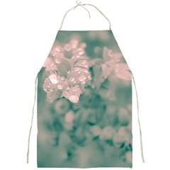 Surreal Floral Full Print Aprons by dflcprints