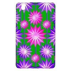 Stars Patterns Christmas Background Seamless Samsung Galaxy Tab Pro 8 4 Hardshell Case by Nexatart