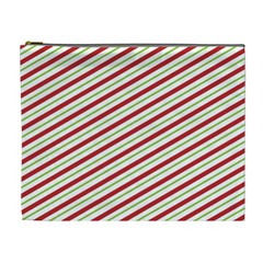 Stripes Striped Design Pattern Cosmetic Bag (xl)