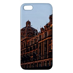 Store Harrods London Apple Iphone 5 Premium Hardshell Case