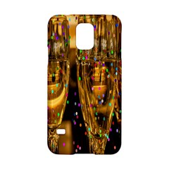 Sylvester New Year S Eve Samsung Galaxy S5 Hardshell Case
