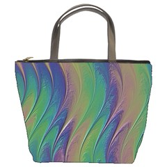 Texture Abstract Background Bucket Bags by Nexatart