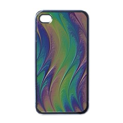 Texture Abstract Background Apple Iphone 4 Case (black) by Nexatart