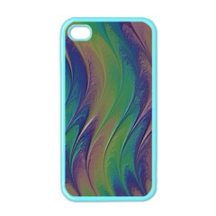 Texture Abstract Background Apple Iphone 4 Case (color) by Nexatart