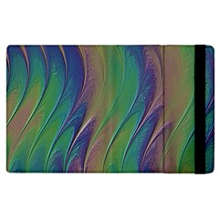 Texture Abstract Background Apple Ipad 3/4 Flip Case by Nexatart