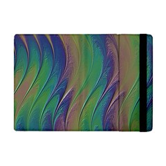 Texture Abstract Background Apple Ipad Mini Flip Case by Nexatart