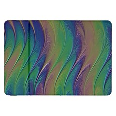 Texture Abstract Background Samsung Galaxy Tab 8 9  P7300 Flip Case by Nexatart