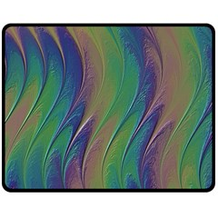 Texture Abstract Background Double Sided Fleece Blanket (medium)  by Nexatart