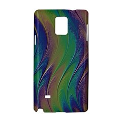 Texture Abstract Background Samsung Galaxy Note 4 Hardshell Case by Nexatart