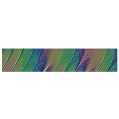 Texture Abstract Background Flano Scarf (small)