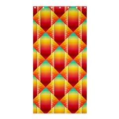 The Colors Of Summer Shower Curtain 36  X 72  (stall)  by Nexatart