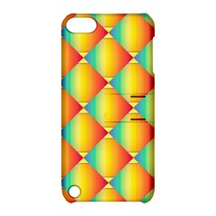 The Colors Of Summer Apple Ipod Touch 5 Hardshell Case With Stand