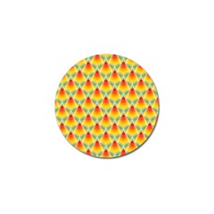 The Colors Of Summer Golf Ball Marker