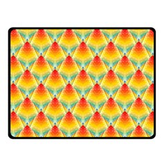 The Colors Of Summer Fleece Blanket (small) by Nexatart