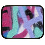 Texture Pattern Abstract Background Netbook Case (XXL)  Front