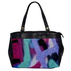 Texture Pattern Abstract Background Office Handbags