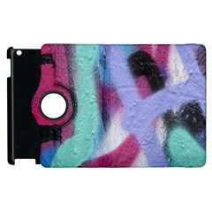 Texture Pattern Abstract Background Apple Ipad 3/4 Flip 360 Case