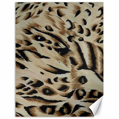 Tiger Animal Fabric Patterns Canvas 18  X 24