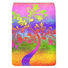 Tree Colorful Mystical Autumn Flap Covers (s)  by Nexatart