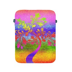 Tree Colorful Mystical Autumn Apple Ipad 2/3/4 Protective Soft Cases by Nexatart